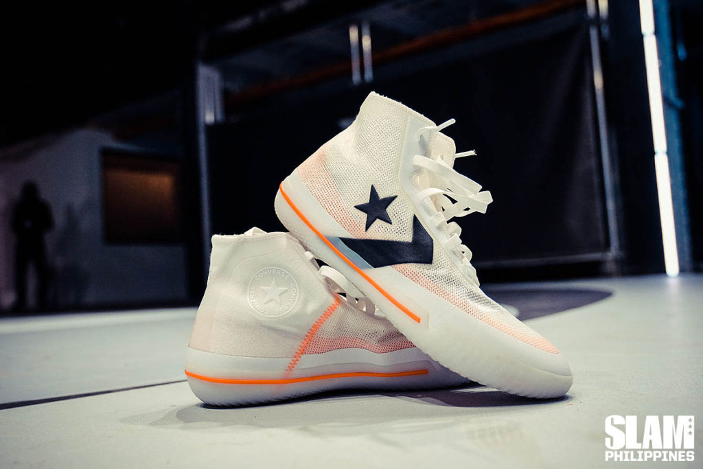 mejores marcas online aquí clásico WE WERE THERE: Converse makes its return to basketball with the ...