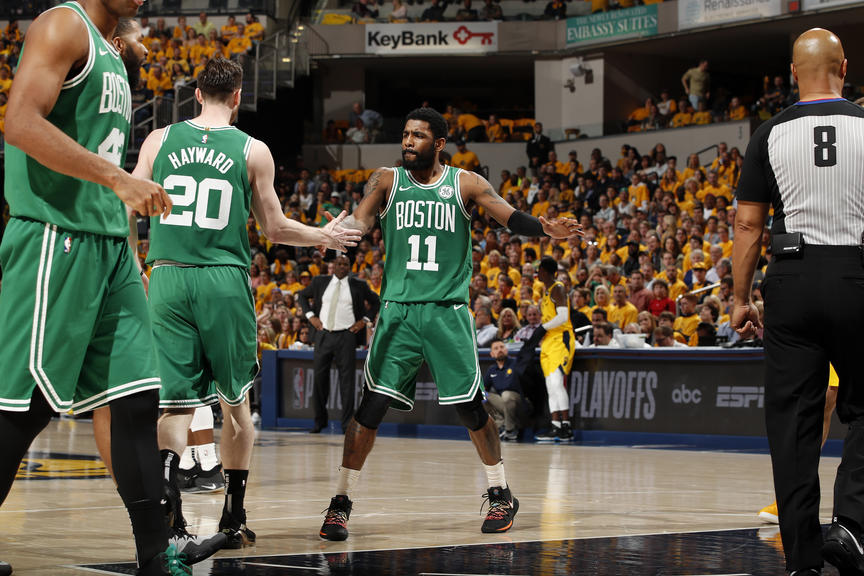 398f65dca5bb 2019 NBA Playoffs  Celtics sweep the Pacers – SLAMonline Philippines