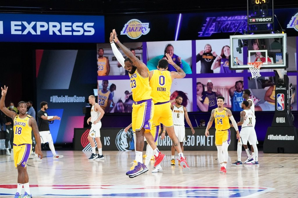 Lakers Are Still Learning To Play Bubble Ball Slamonline Philippines