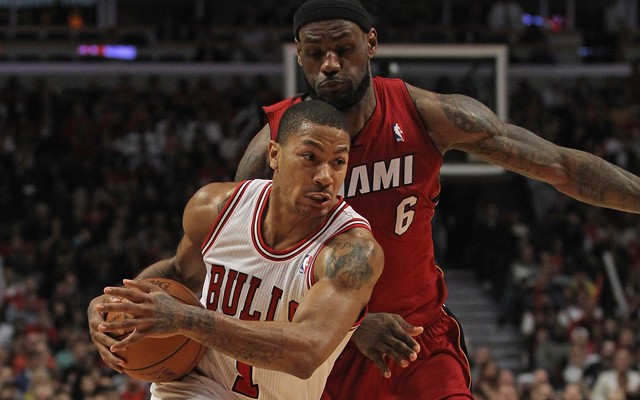 Whose Was Better? D-Rose or LeBron? - SLAMonline Philippines