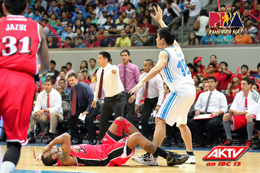 Abueva Down