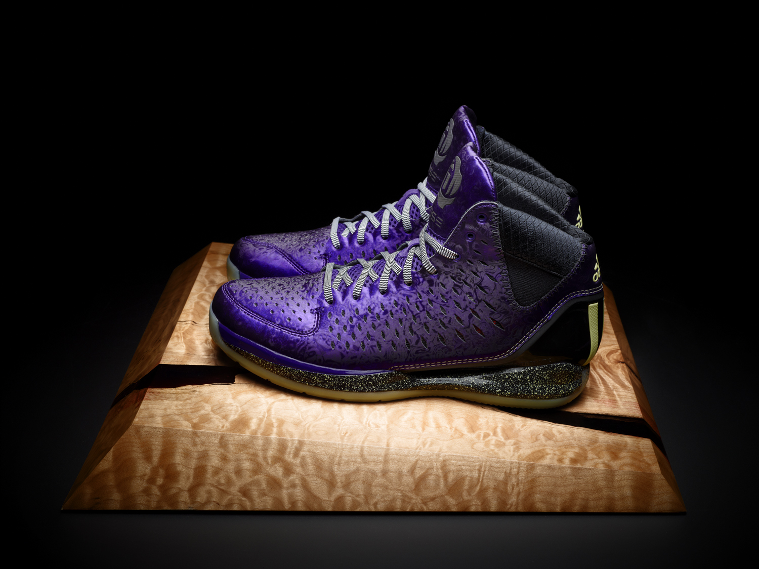"9f1b727a9036 adidas D Rose 3 ""Nightmare"" – SLAMonline Philippines"