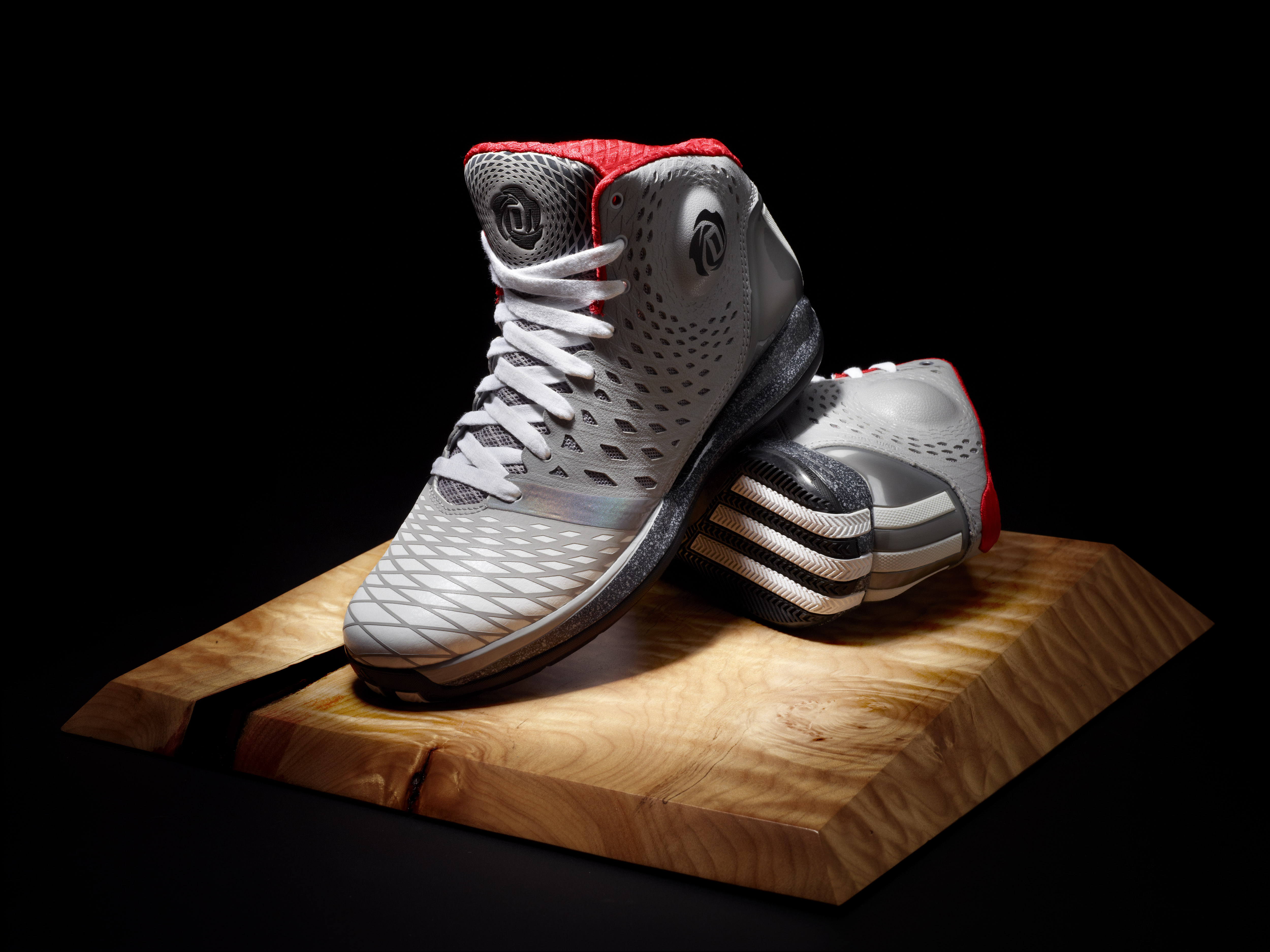 """adidas D Rose 3.5 """"Home"""" and """"Away"""" – SLAMonline Philippines 86134b5631"""