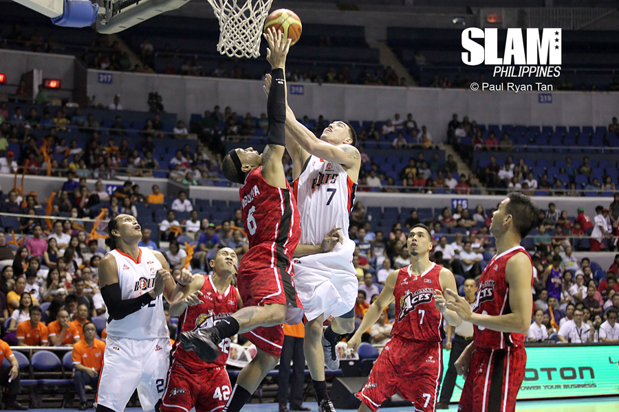 PBA - Alaska vs Meralco - December 14, 2014 - 5