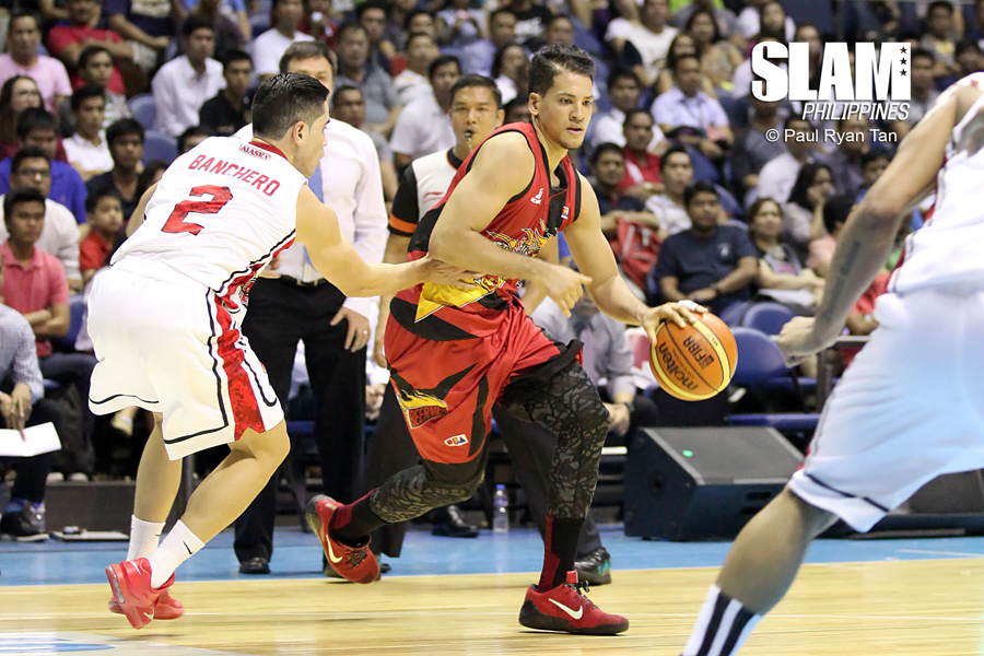 PBA - Alaska vs San Miguel Beer - October 5 2014 - 2