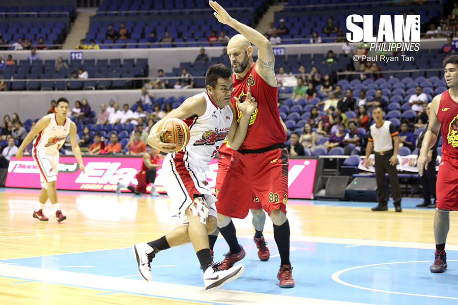 PBA - Barako Bull vs Alaska - November 19, 2014 - 2