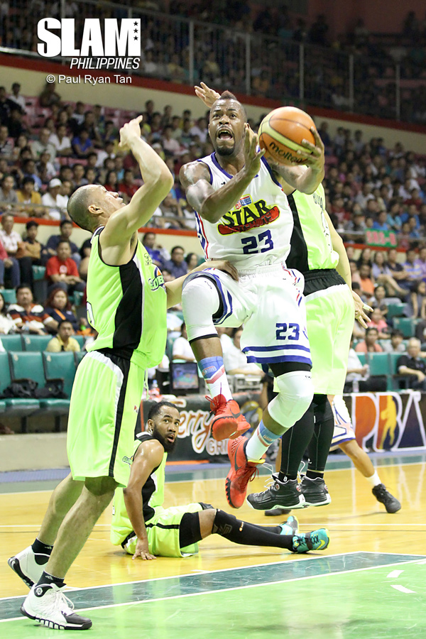 PBA - Purefoods vs GlobalPort - January 30, 2015 - 2
