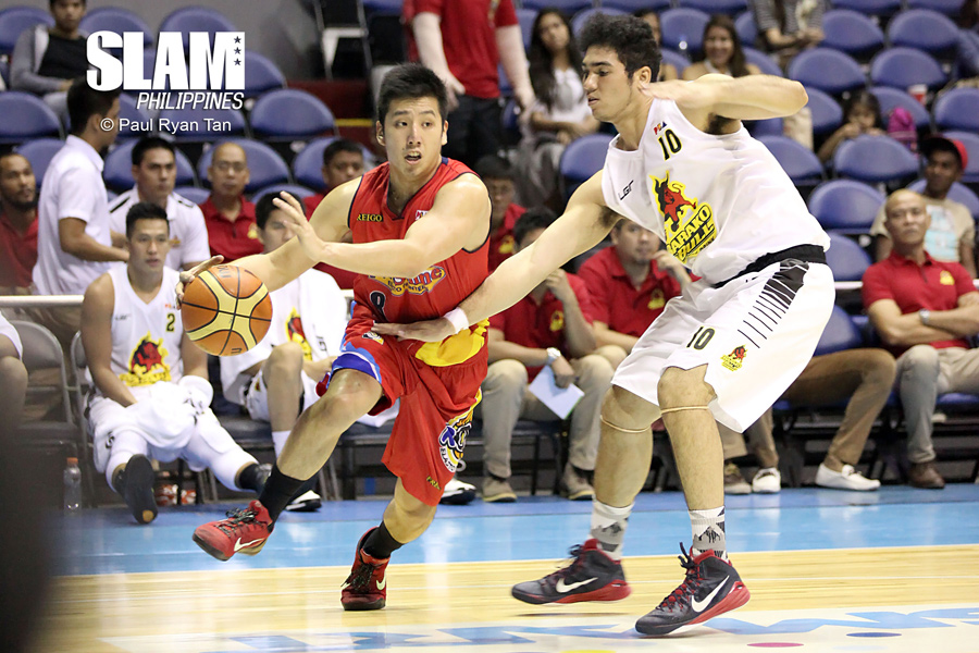 PBA - Rain or Shine vs Barako - November 7 2014 - 2