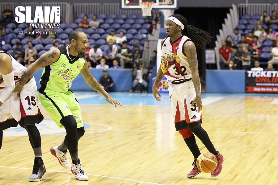 PBA - San Miguel Beer vs GlobalPort - March 24, 2015 - 1