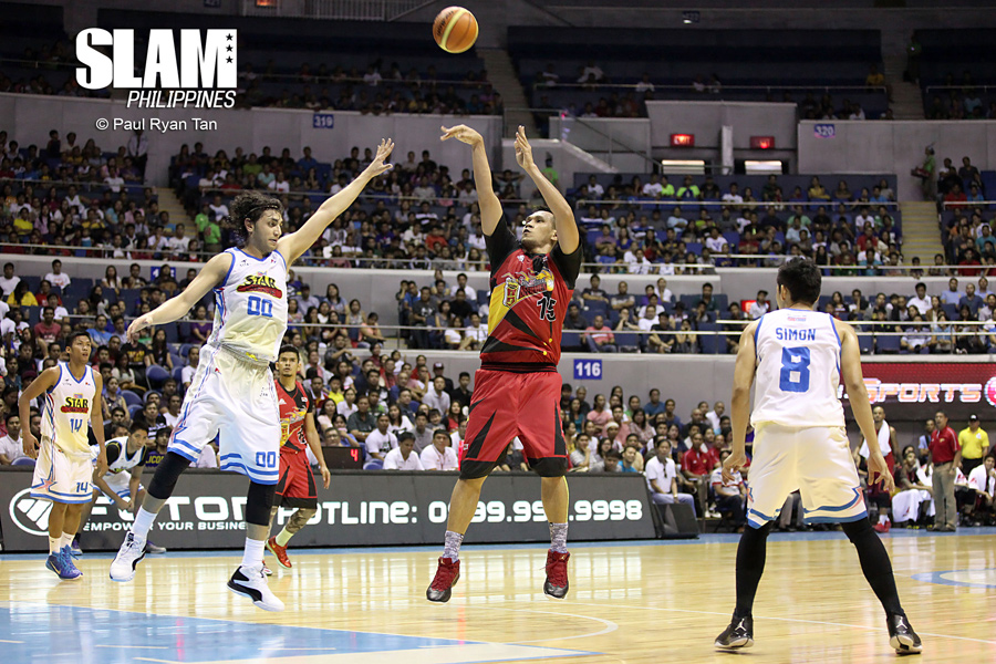 PBA - San Miguel Beer vs Purefoods - October 27 2014 - 3