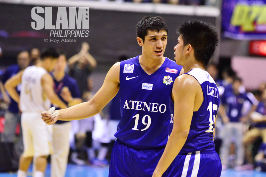 super popular c637f 61b39 UAAP Season 78 preview: Ateneo Blue Eagles – SLAMonline ...