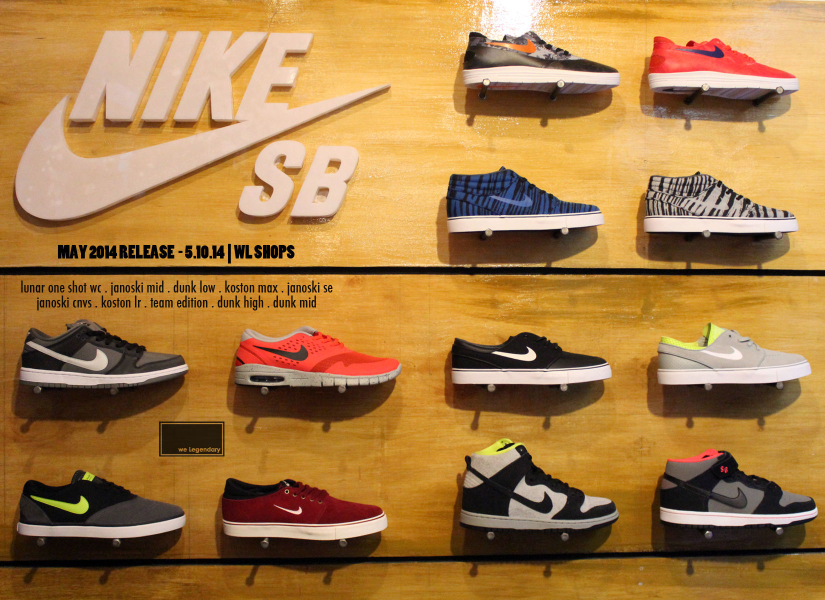 a457b5a9fcb4 weLegendary set for giant Nike SB release – SLAMonline Philippines